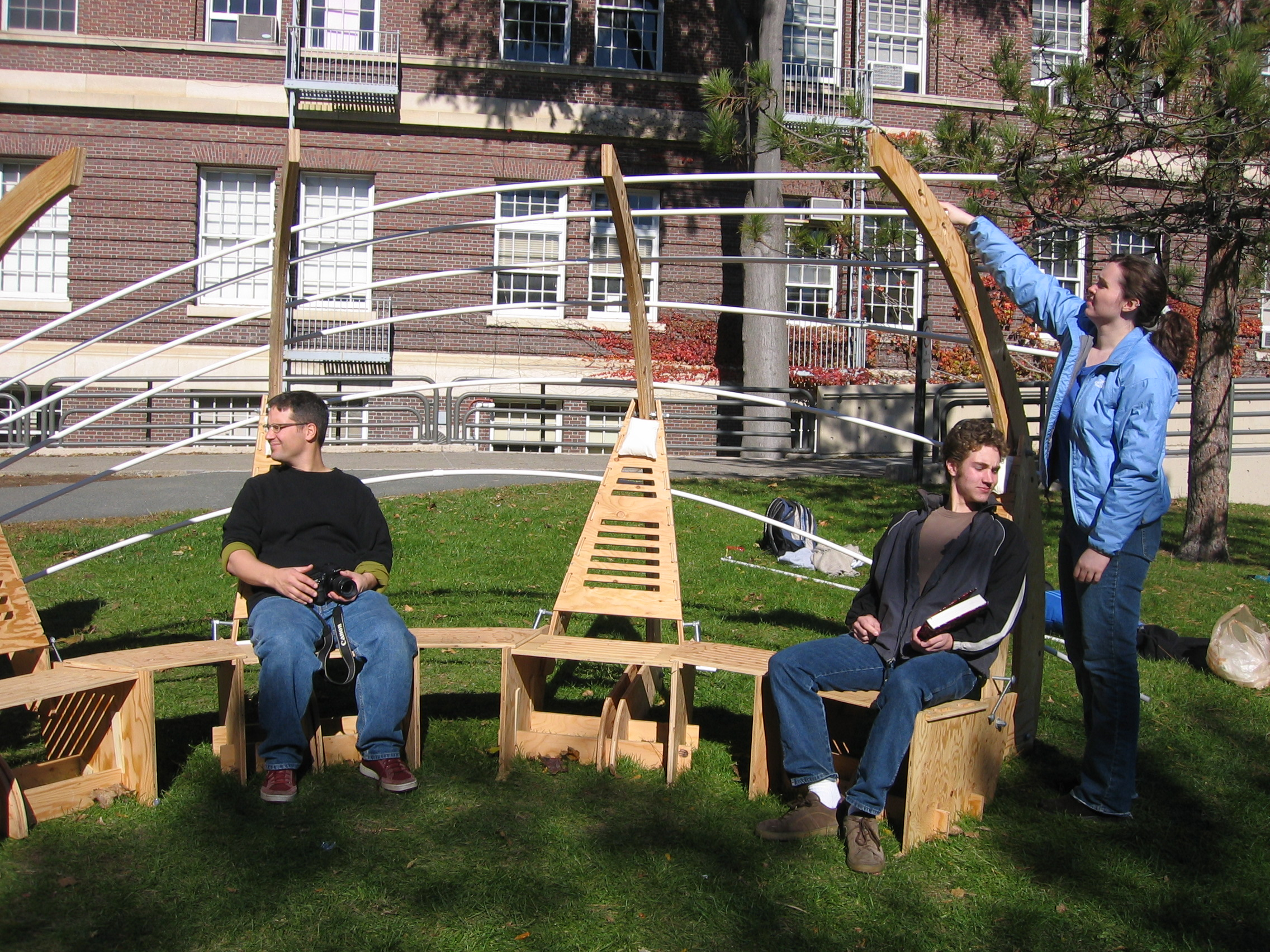 RPI Architecture studio review (October 2006)