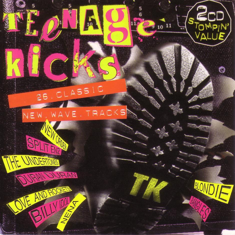 Teenage Kicks B  Various Artists TEENKICK_01B