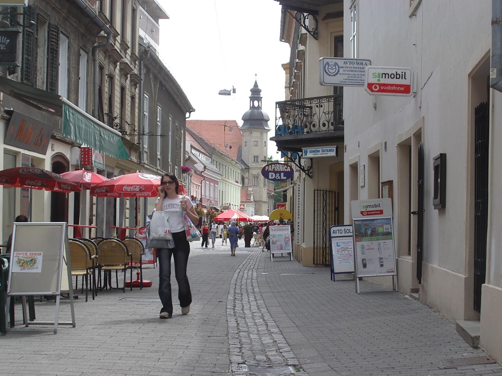 Tour05 Day 24  Near Maribor Slovenia to Lenti Hungary