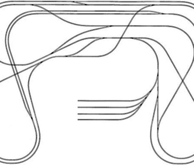 51 Train Sensors 4 18 Scale Miles Of Ho Gauge Track