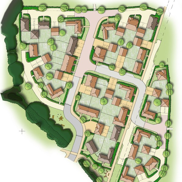 housing approved in east sussex