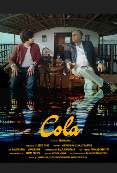 Cola - Poster