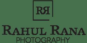 Rahul Rana Photography Logo