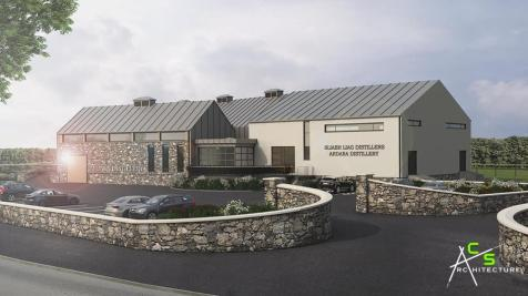 Proposed new Ardara Distillery