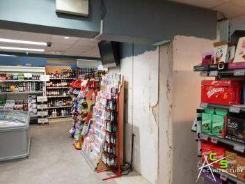 New works to Divers Centra in Ardara