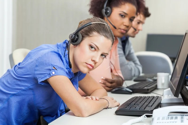 Stooping the Churn of customer service