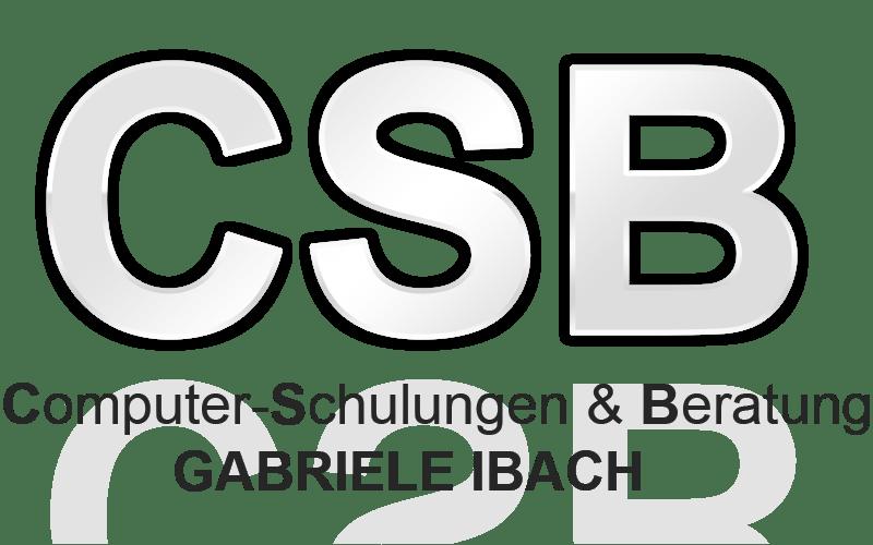 CSB-SCHULUNGEN – Gabriele Ibach