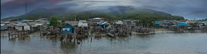 Fishing Community Panorama - Source: Thinwongphet, Thanasit. Fishing Community Panorama. Digital Image. Shutterstock, [Date Published Unknown]