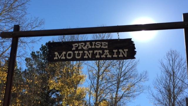 Fasting on Praise Mountain