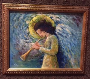 """The Angel"" by Kang Lee Sheppard Brown"