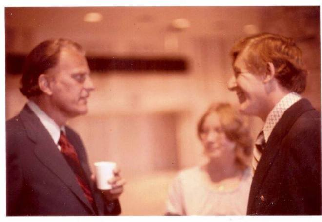 Billy Graham, 1971, Dallas