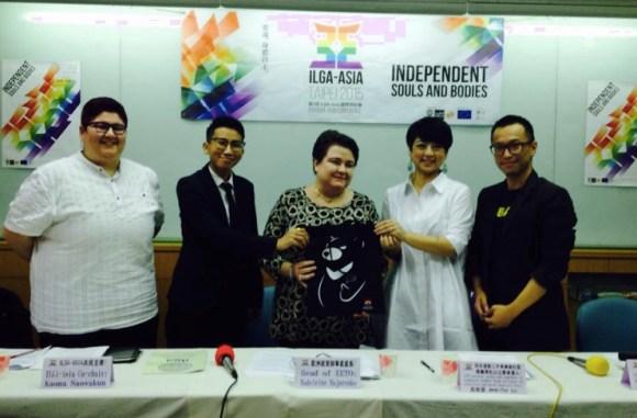 ILGA-Asia2015-Presession