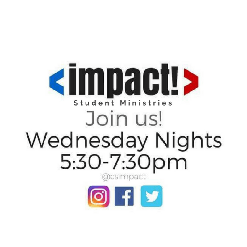 Impact! Youth Group