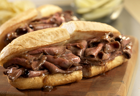Hot Roast Beef Sandwiches Recipe | Campbell's Kitchen