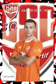 #30 Adrian PAÏS