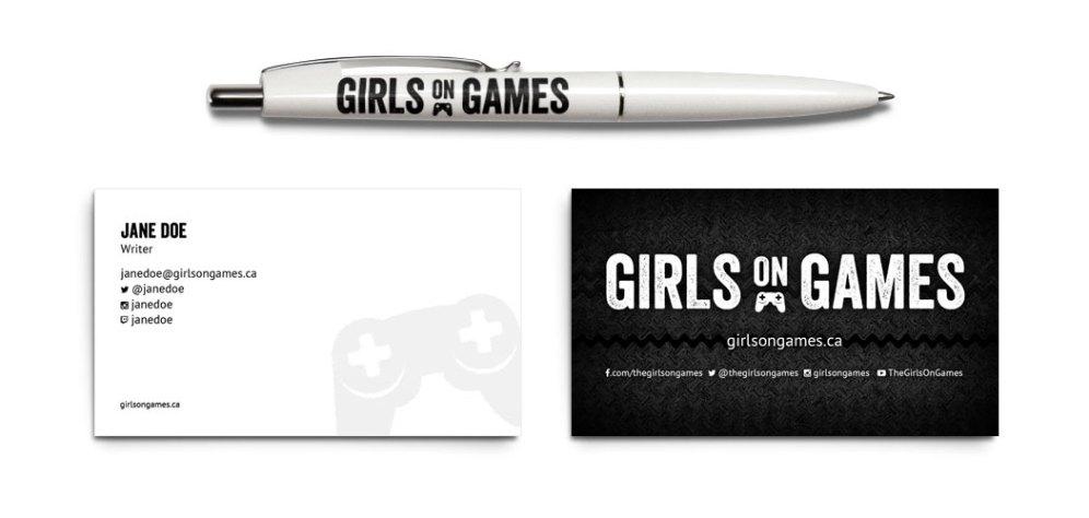 Girls on Games Merch