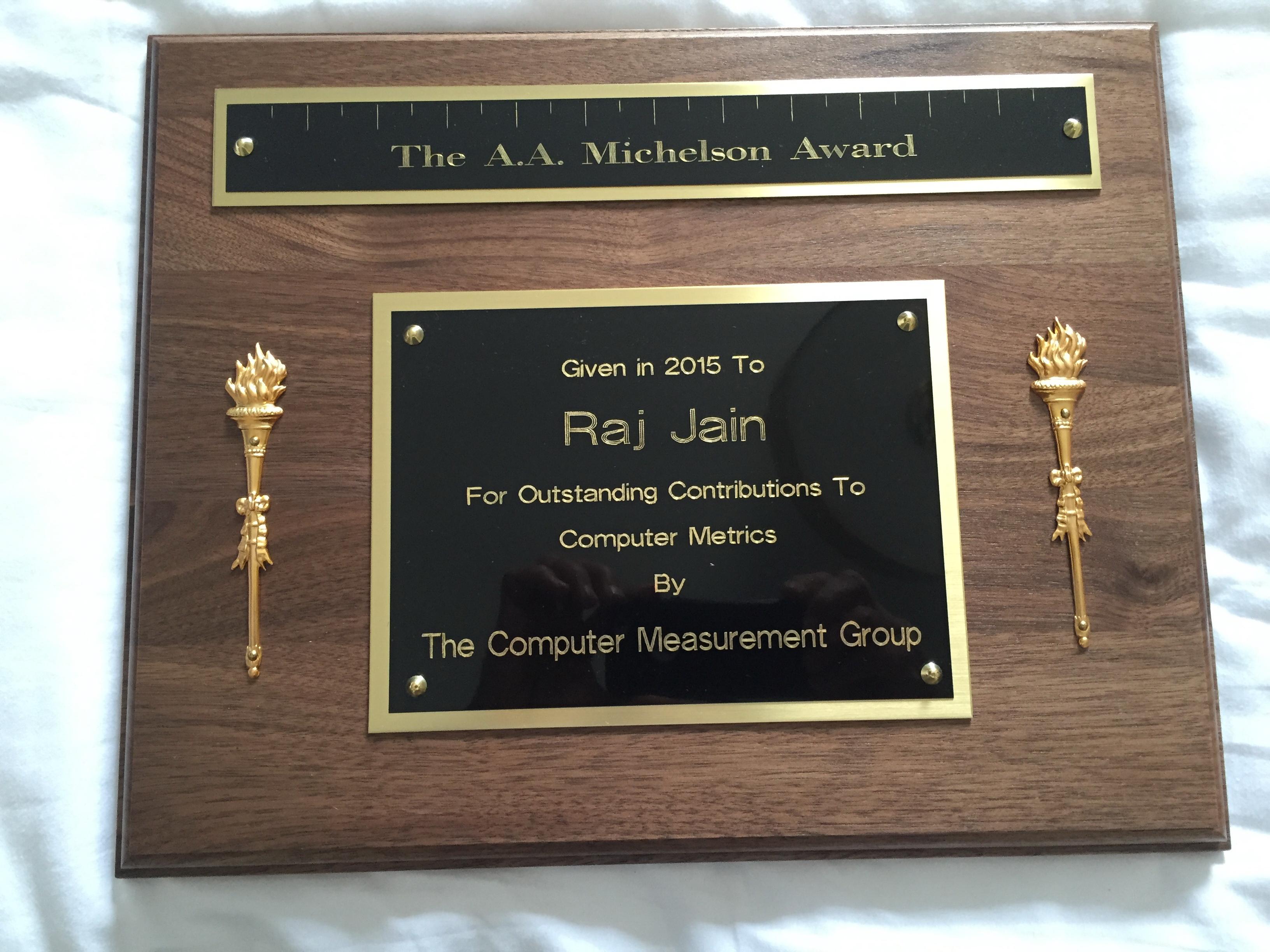 Biography of Professor Raj Jain