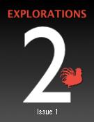 Explorations Volume 2 Issue 1