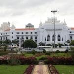 Yangoon City Hall Myanmar - The City of Yangon