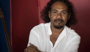 """Ego Lemos composed the title song for the movie """"Balibo,"""" and is also an important environmental activist/scholar from Timor-Leste."""