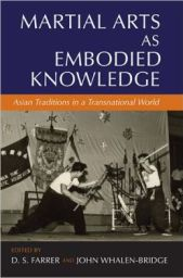 Martial Arts as Embodied Knowledge