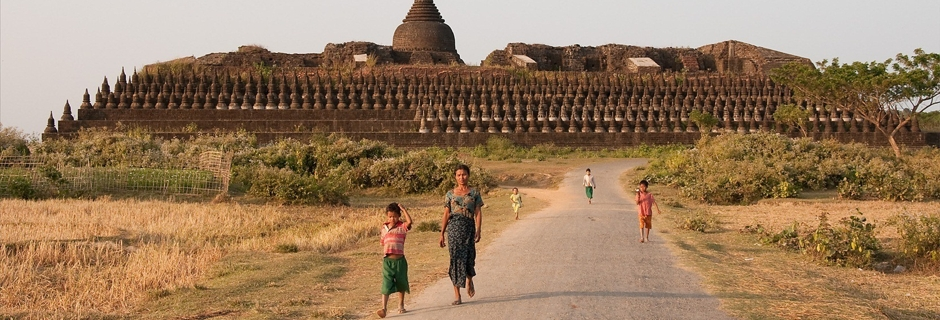 rakinestate - Images of Rakine State in Western Myanmar