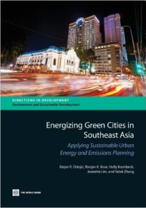 Green Cities SEAsia 210x300 - The Environment & Sustainability