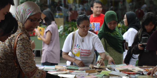 Indonesia Book Swap 640x320 - Indonesian Authors in Translation