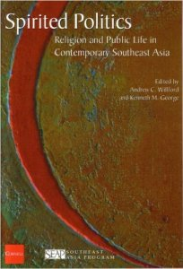 Spirited Politics 204x300 - Christianity in Southeast Asia