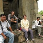 GAP 2011 field crew at Chau Srei Vibol - UHM Faculty Spotlight: Miriam Stark