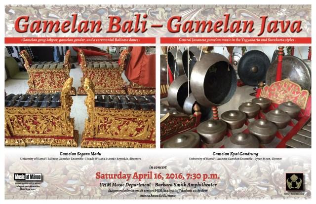 20160416 Gamelan poster