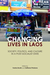Changing Lives Laos 199x300 - New Releases from NUS Press