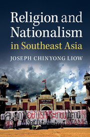Religion Nationalism SEAsia - New Reviews from NewBooks.Asia