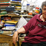 Photo of late Prof. Alice Dewey