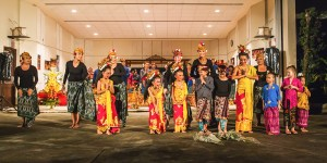 November 2018 Gamelan Performance