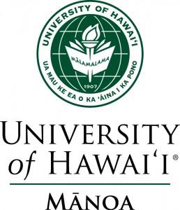 Logo of the University of Hawaiʻi at Mānoa.
