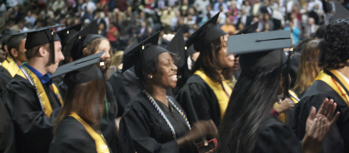 UMBC Commencement 2009 (photo by Jim Lord)