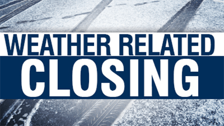CSEMS Office CLOSED Due to Inclement Weather – Friday, December 13, 2019