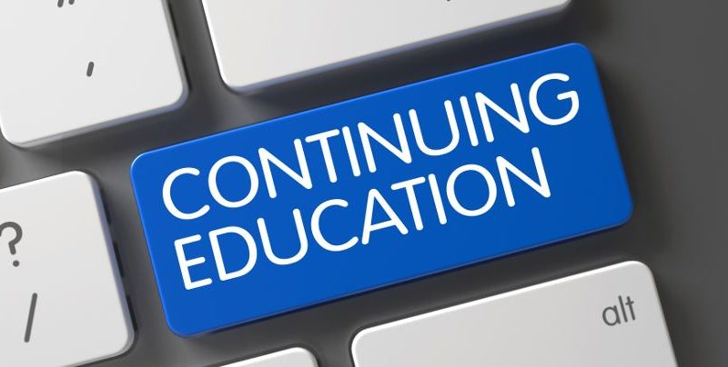 Continuing Education – Whenever, Wherever, You Are. Complete your CE Online Now!