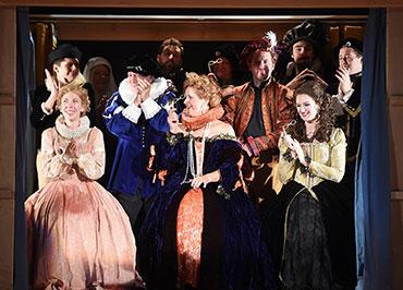 Shakespeare In Love Fine Arts Center