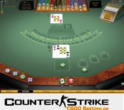 CS GO High Low 13 Blackjack Games