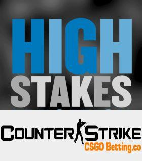 High Stakes CS GO Betting