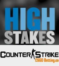 High Stakes CS GO Betting