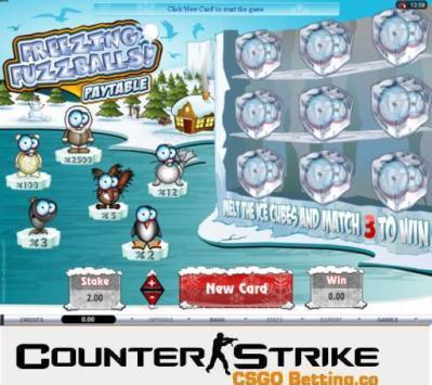 CS GO Scratchcard Games