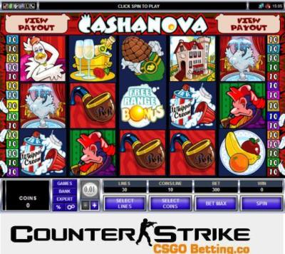 CS GO Slot Machines