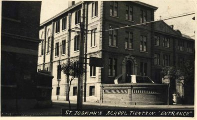 St. Joseph's School, Tientsin - online sources