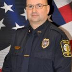 Mandan Police Chief Jason Ziegler
