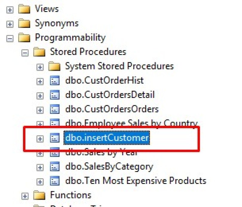 Execute stored procedure with parameters entity framework c#