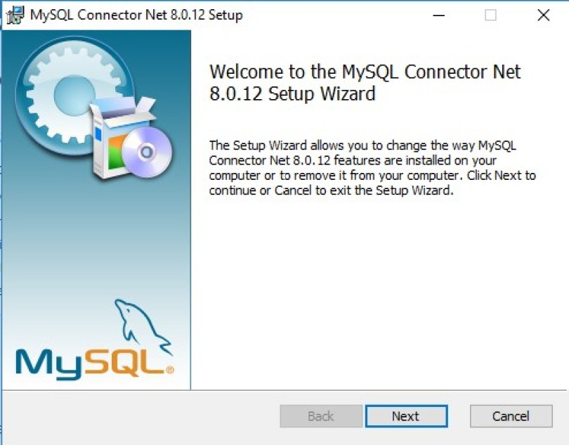 Add Mysql Reference to C# Windows Form Application – C# Programming