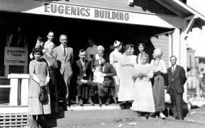 Eugenics used to be incredibly popular. We can't let that happen again. - Cold Spring Harbor Laboratory